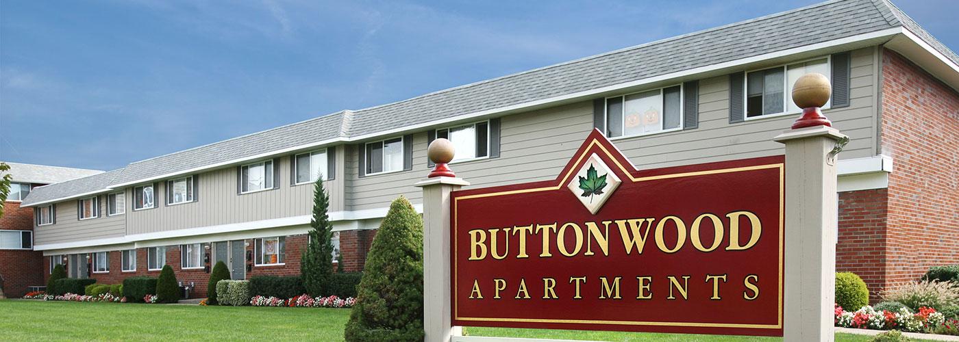 Buttonwood Apartments Building Exterior