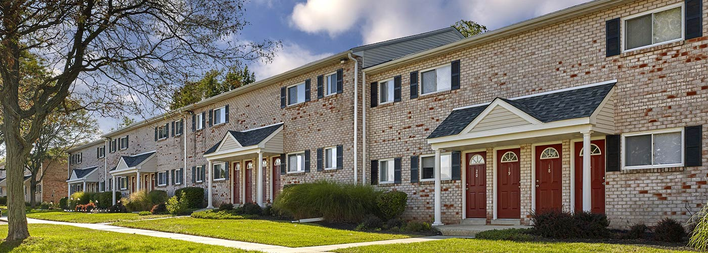 Village Square Apartments in Harleysville, PA building exterior