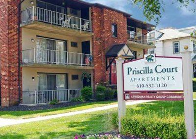 Priscilla Court