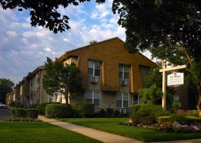 42 West Apartments building exterior