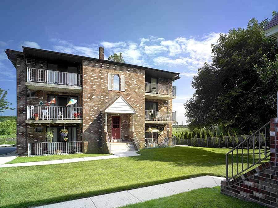 Edgewater Apartments Prospect Park Pa