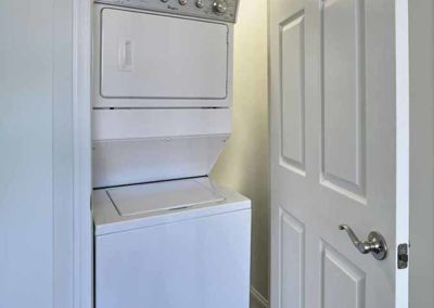 Phoenix View Apartments in-unit washer & dryer