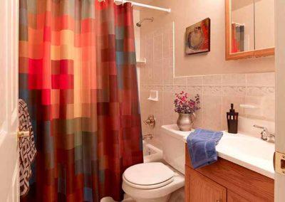 Springfield Valley Apartments bathroom