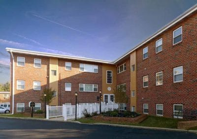 Springfield Valley Apartments property exterior