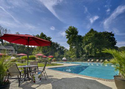 Willowyck Apartments pool