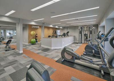 Willowyck Apartments state-of-the-art fitness center