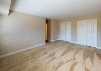 Springfield Valley Apartments 2 bedroom master bedroom