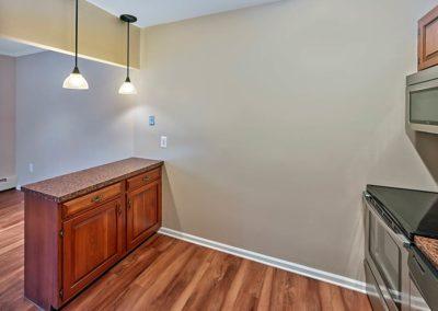 Chestnut House Apartments kitchen