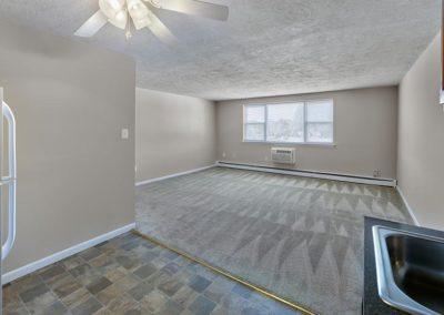 Audubon Arms Apartments apartment interior living area