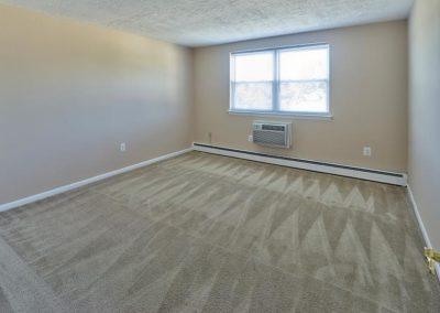 Audubon Apartments bedroom